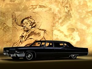 Cadillac Fleetwood Seventy-Five 1969 года