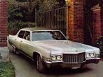 Cadillac Fleetwood Sixty Special 1970 года