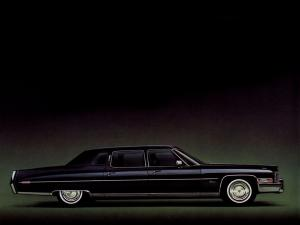 Cadillac Fleetwood Seventy-Five 1973 года