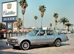 Cadillac Seville 1976 года