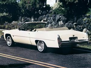 Cadillac DeVille Convertible by American Custom Coachworks '1979