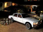 Cadillac Seville by Gucci 1979 года