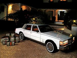 1979 Cadillac Seville by Gucci