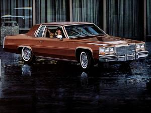 1980 Cadillac DeVille Coupe