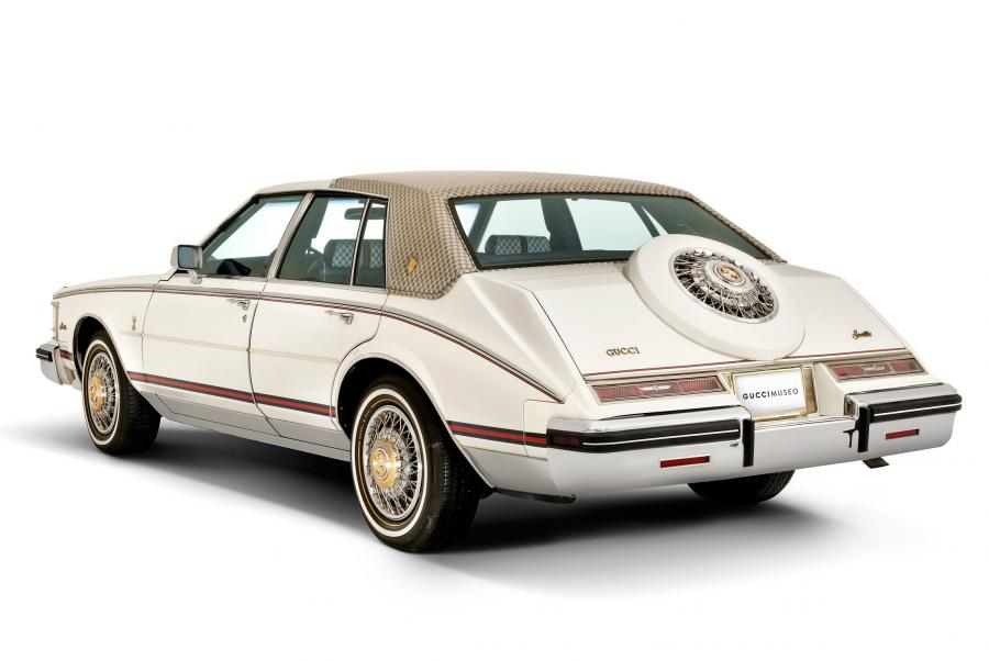 Cadillac Seville by Gucci