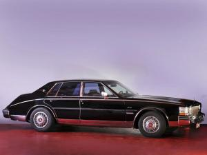 Cadillac Seville 1980 года