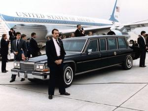1982 Cadillac Fleetwood Presidential Limousine