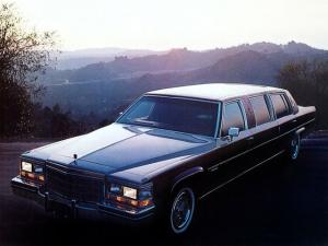 Cadillac Fleetwood Distessa Limousine by Williams 1983 года