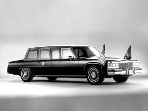 Cadillac Fleetwood Presidential Limousine 1983 года