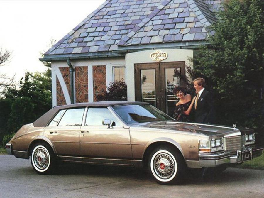 Cadillac Seville Cabriolet Roof