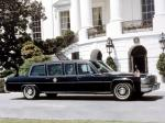 Cadillac Fleetwood Seventy-Five Presidential Limousine 1984 года
