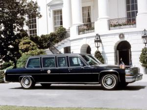 1984 Cadillac Fleetwood Seventy-Five Presidential Limousine
