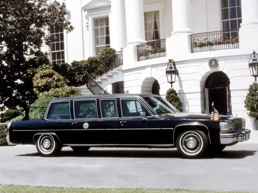 Cadillac Fleetwood Seventy-Five Presidential Limousine