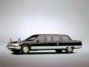 Cadillac Fleetwood Brougham Presidential 1993 года