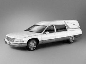 1993 Cadillac Fleetwood Signature Series Hearse by Eureka