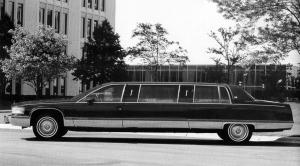 1994 Cadillac Fleetwood Brougham Formal Limousine by Limousine Werks