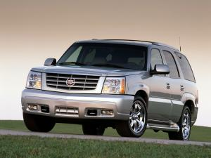 2001 Cadillac Escalade Twin Turbo Concept