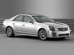 2003 Cadillac CTS-V With Accessories