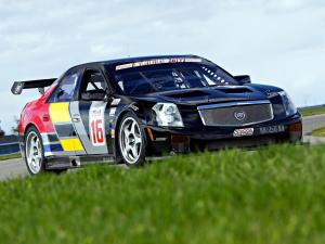 Cadillac CTS-V Race Car 2004 года