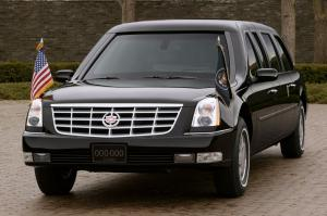 Cadillac DTS Presidential State Car