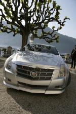 Cadillac CTS Coupe 2008 года