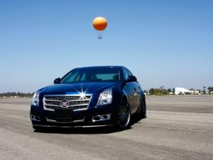 Cadillac CTS Track by D3 2008 года