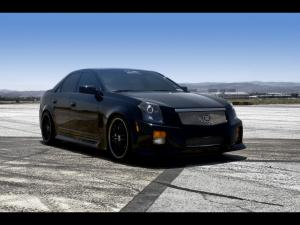 Cadillac CTS-V by D3 2008 года