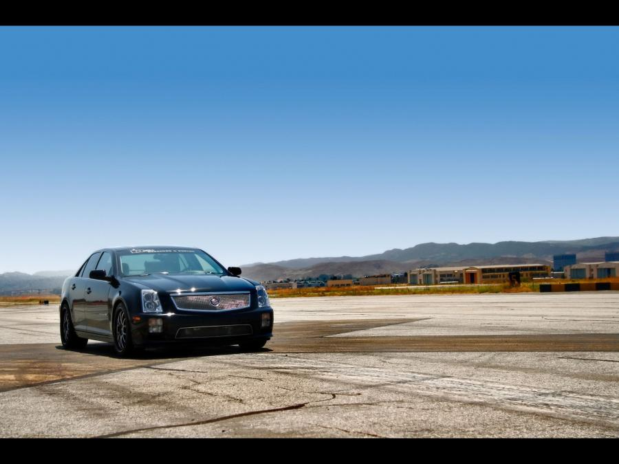 Cadillac STS-V by D3