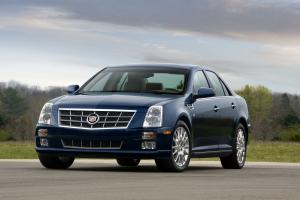 Cadillac STS 2008 года