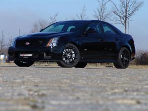 2009 Cadillac CTS-V by Geiger Cars