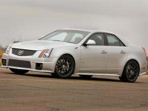 Cadillac CTS-V by Hennessey 2009 года