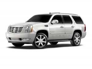 2009 Cadillac Escalade Adds Flexfuel