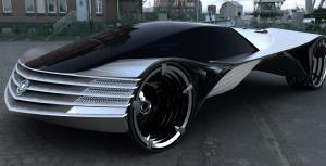 2009 Cadillac World Thorium Fuel