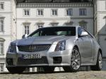 Cadillac CTS-V Coupe 2010 года