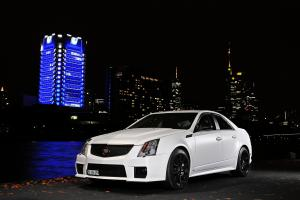 Cadillac CTS-V by Cam Shaft 2010 года
