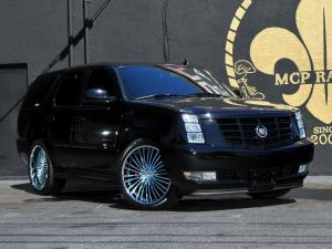 2010 Cadillac Escalade by MCP Racing