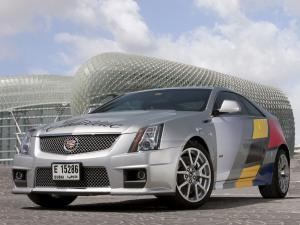 Cadillac CTS-V Coupe Challenge 2011 года