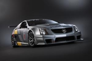 2011 Cadillac CTS-V Racing Coupe