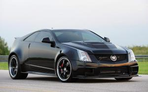 Cadillac CTS-V VR1200 Twin-Turbo by Hennessey 2012 года