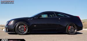 2015 Cadillac CTS-V Coupe by Davenport Motorsports on ADV.1 Wheels (ADV05SMV2CS)