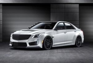2015 Cadillac CTS-V HPE1000 Twin Turbo by Hennessey