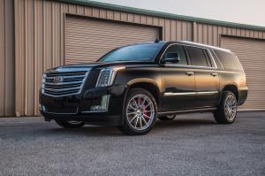 2015 Cadillac Escalade ESV HPE650 Supercharged by Hennessey