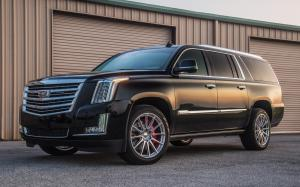 Cadillac Escalade ESV HPE650 Supercharged by Hennessey '2015
