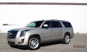 Cadillac Escalade by Davenport Motorsports 2015 года