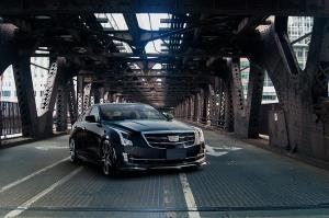 Cadillac ATS Luxury Sport Edition 2016 года