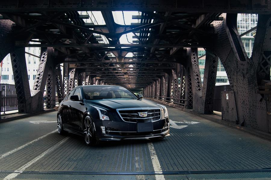 Cadillac ATS Luxury Sport Edition '2016