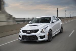 2016 Cadillac ATS-V Carbon Black Sport Package
