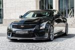 Cadillac ATS-V Coupe Twin Turbo Black Line be GeigerCars 2016 года