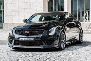 2016 Cadillac ATS-V Coupe Twin Turbo Black Line be GeigerCars