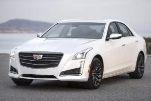 Cadillac CTS Black Chrome 2016 года